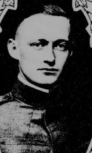 William Fitzsimmons - WWI officer KIA from Kansas City